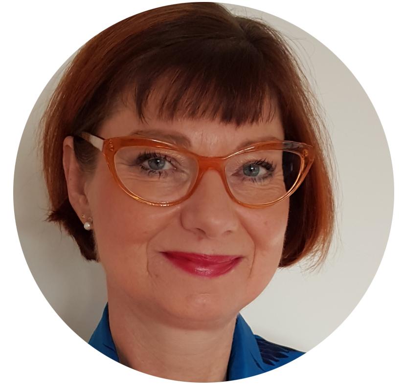 Erhvervspsykolog Kate Dahl